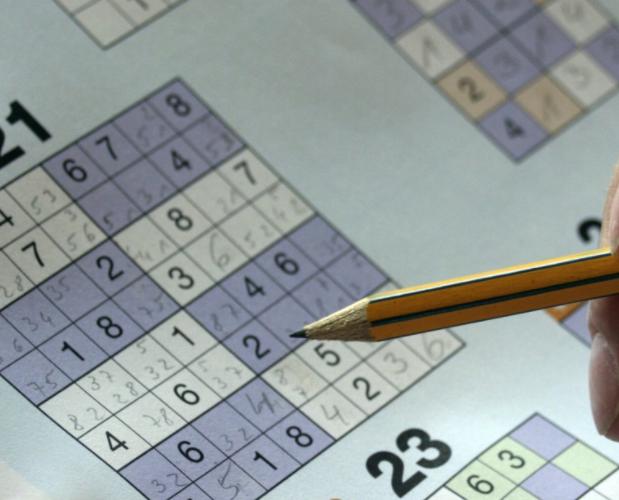 Sudoku auf verschiedene Weise spielen