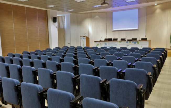 Ein Tagungsraum in Düsseldorf