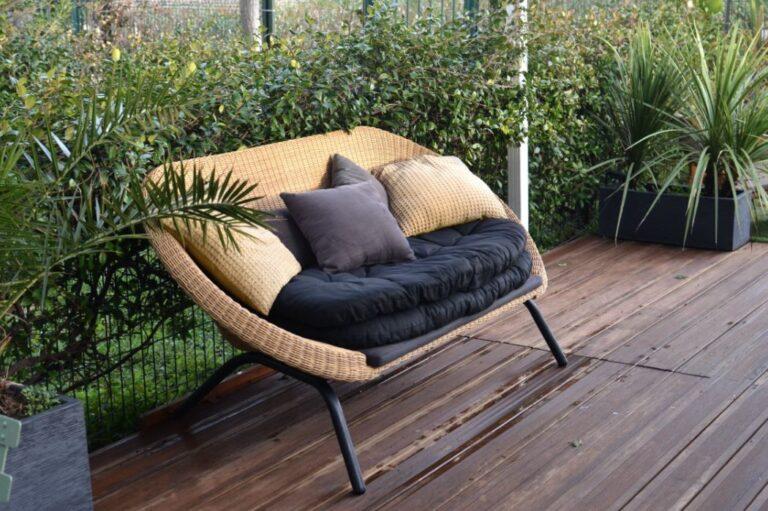 Mit diesen Ideen verschönerst du deine Terrasse
