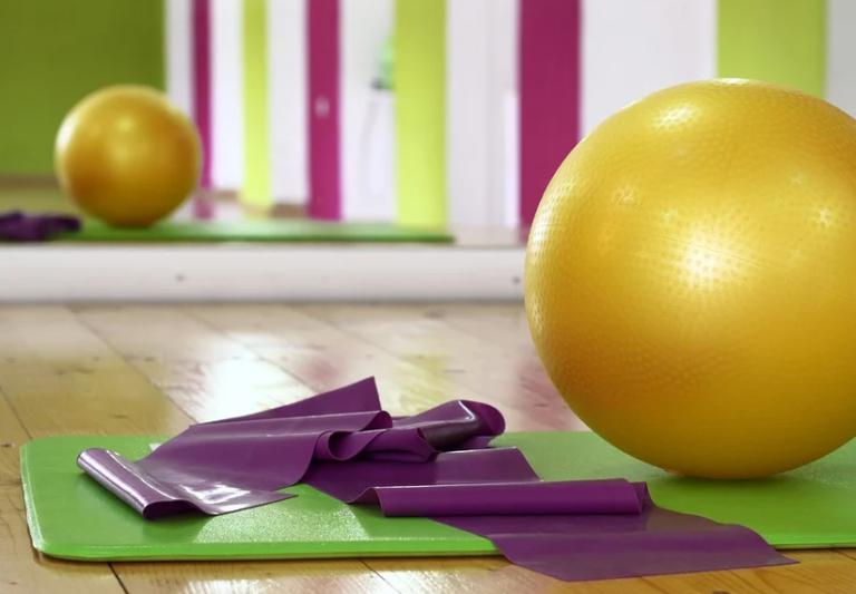 Suchen Sie eine neue Fitnessmatte?